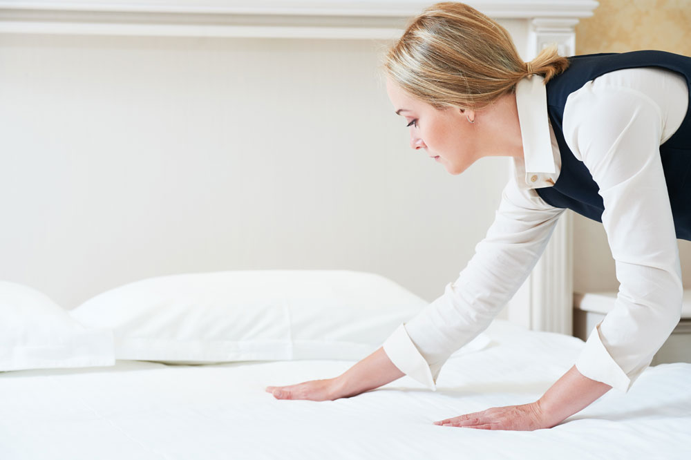 ホテル向け寝具